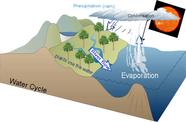 Water cycle kent usaus h2o water cycle picture ccuart Choice Image